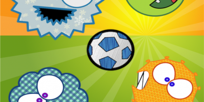 Soccerooz – monster soccer game